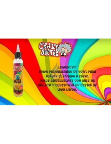 Aroma premacerado Lemonchy (Crazy Doctor) Vap fip