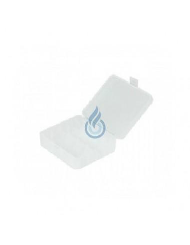 Caja protectora baterías 18650/26650