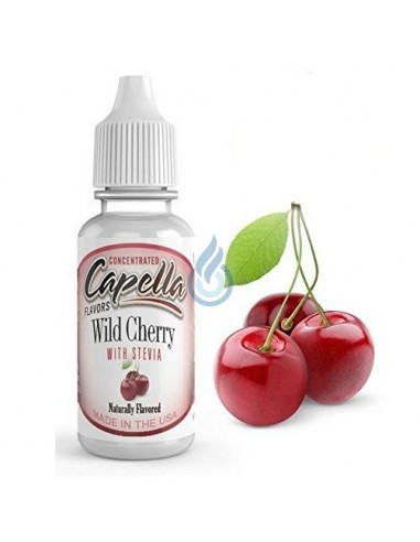 Aroma cereza salvaje de Capella Flavour