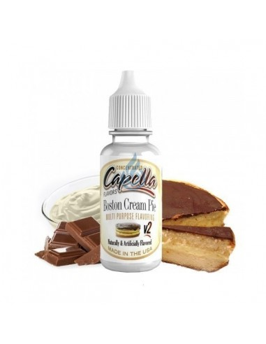 Aroma Boston Cream Pie V2 Capella Flavour