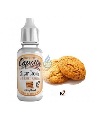 Aroma Sugar Cookie V2 Capella Flavour