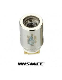 Resistencia WS02-NS para Elabo de Wismec