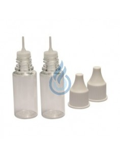 Bote vacio 10ml / 30ml / 50ml / 100ml de PLASTICO