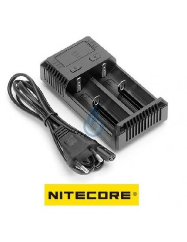 Cargador New I2 de Nitecore