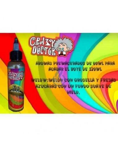 Aroma premacerado Melow (Crazy Doctor) Vap fip