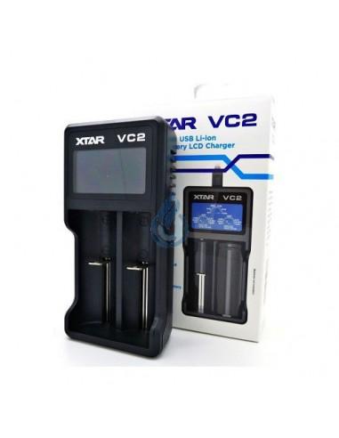 Cargador XTAR VC2