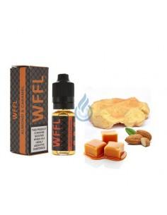 Líquido Almond & Caramel de WFFL