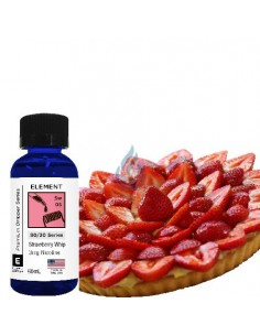 Strawberry Whip de Element E-Liquid 50ml