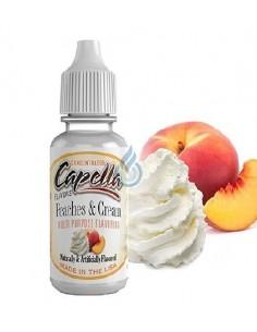 Aroma Peach & Cream Capella Flavour