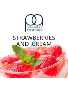 Aroma Strawberries and Cream TPA