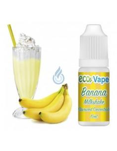 Banana Milkshake de Eco Vape