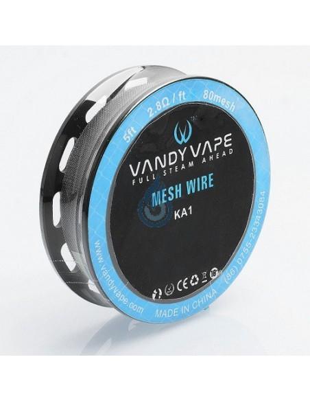 Malla Resistiva Mesh Wire de Vandy Vape