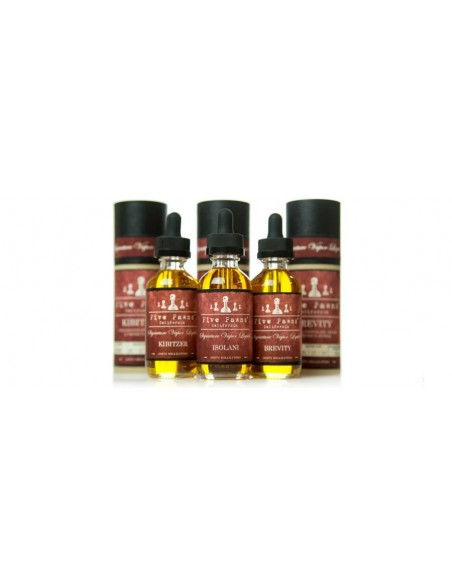 Five Pawns Red