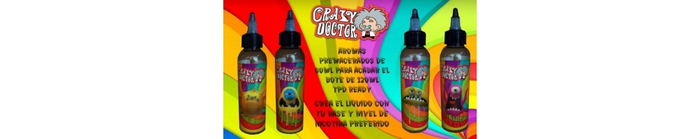 Crazy Doctor de Vap Fip