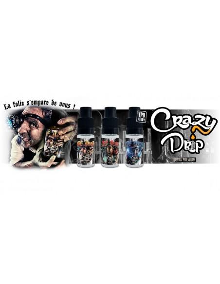 Crazy Drip e-liquid