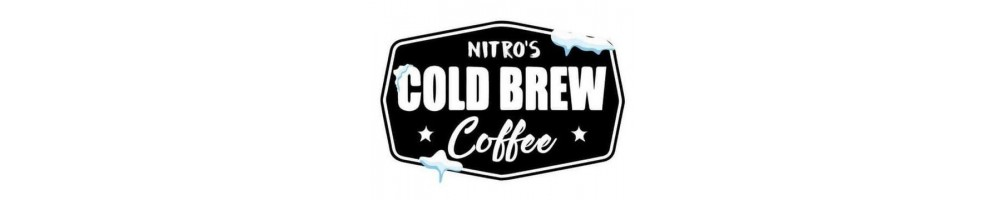Nitro's Cold Brew e-liquid