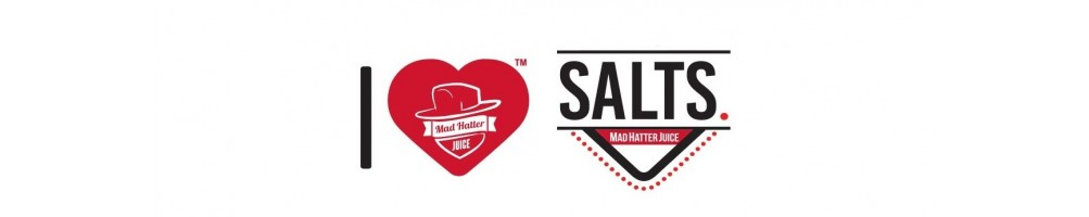 Mad Hatter I Love Salts