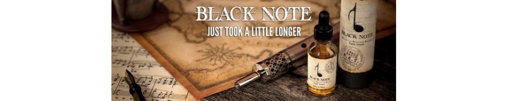 Black Note e-liquid