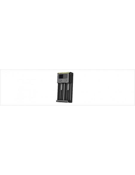 Cargador 2 baterías