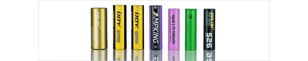Baterías para Mods